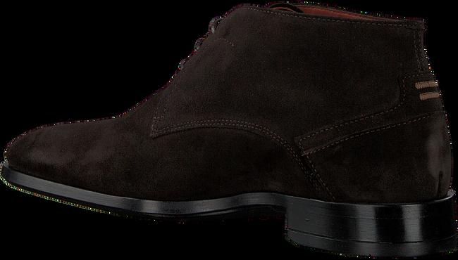 Braune GREVE Business Schuhe RIBOLLA 1540  - large