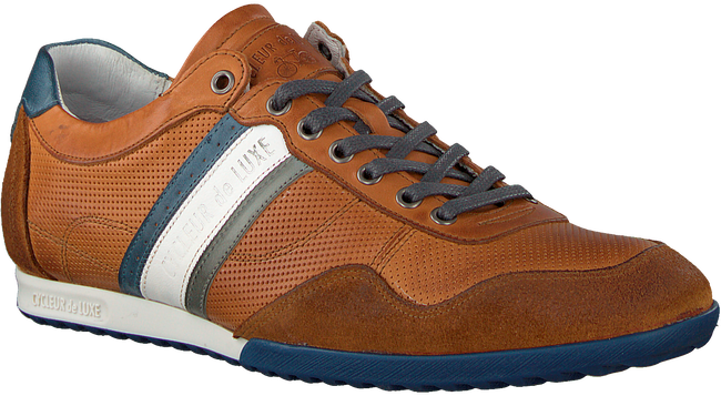 Cognacfarbene CYCLEUR DE LUXE Sneaker CRASH  - large