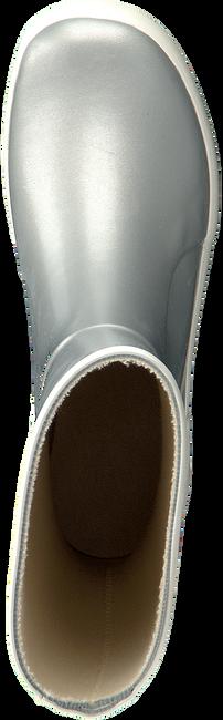 Silberne BERGSTEIN Gummistiefel RAINBOOT - large
