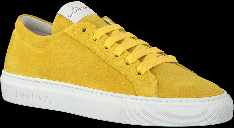 fadb6d669a5b8 Gelbe COPENHAGEN FOOTWEAR Sneaker CPH4 - Omoda