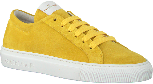 Gelbe COPENHAGEN FOOTWEAR Sneaker CPH4  - large
