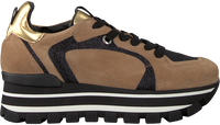 Camelfarbene JANET & JANET Sneaker low 46652  - medium