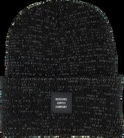 Schwarze HERSCHEL Mütze ABBOTT  - medium