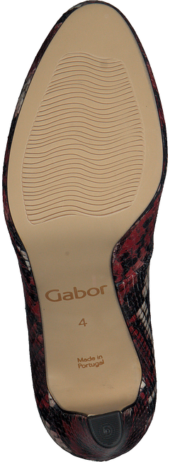 Rote GABOR Pumps 91.270  - large