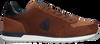 Cognacfarbene GAASTRA Sneaker low KAI PRISMA  - small