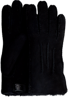 Schwarze UGG Handschuhe CONTRAST SHEEPSKIN GLOVE  - medium