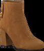 Camelfarbene UNISA Stiefeletten OSBORN  - small