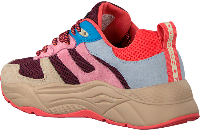 Rosane SCOTCH & SODA Sneaker low CELEST  - large
