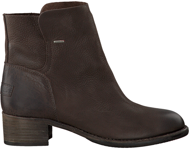 Braune SHABBIES Stiefeletten 182020073 - large