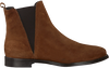 Cognacfarbene OMODA Chelsea Boots AA115  - small
