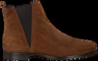 Cognacfarbene OMODA Chelsea Boots AA115  - medium