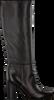 Schwarze OMODA Hohe Stiefel AF 100 LIS - small