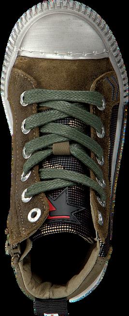 Grüne RED RAG Sneaker 13241 - large