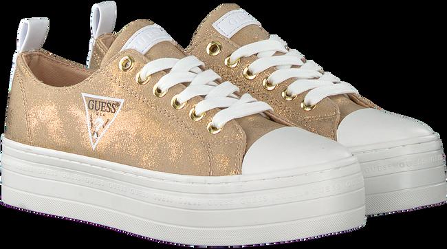 Goldfarbene GUESS Sneaker low BRIGS  - large