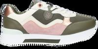 Grüne TOMMY HILFIGER Sneaker low ACTIVE CITY  - medium