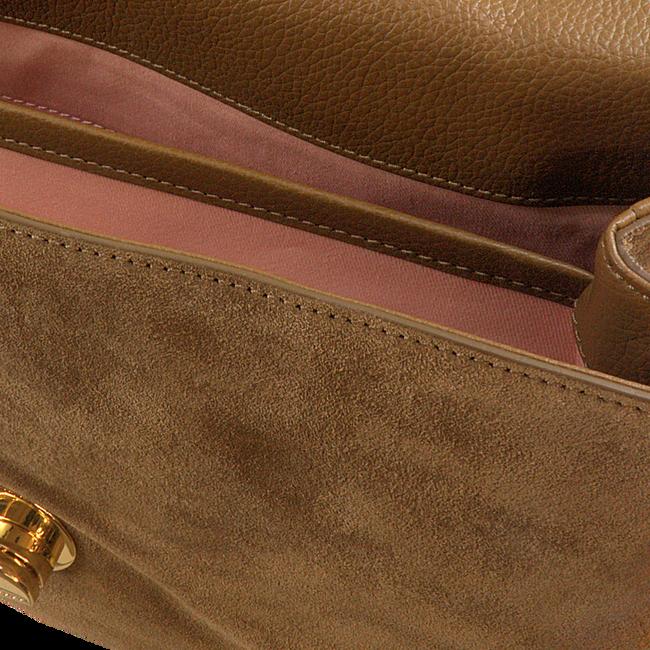 Braune COCCINELLE Handtasche LIYA 1801  - large