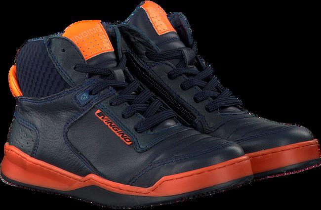 Blaue VINGINO Sneaker AARON MID - large