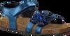 Blaue KIPLING Sandalen RAMIRA 1 - small