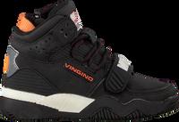 Schwarze VINGINO Sneaker high RAOUL MID VELCRO  - medium