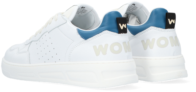 Weiße WOMSH Sneaker low HYPER  - large