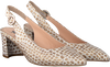 Beige MARIPE Pumps 30276  - small