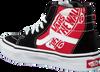 Schwarze VANS Sneaker UY SK8-HI  - small