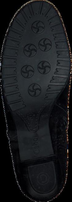 Schwarze GABOR Stiefeletten 593 - large
