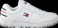 Weiße TOMMY HILFIGER Sneaker low ESSENTIAL RETRO  - medium