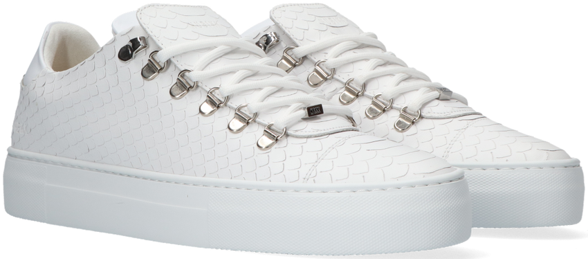 Weiße NUBIKK Sneaker JAGGER JOE CLASSICS  - larger
