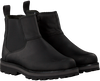 Schwarze TIMBERLAND Chelsea Boots COURMA KID  - small