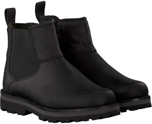 Schwarze TIMBERLAND Chelsea Boots COURMA KID  - large