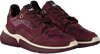 Rote FLORIS VAN BOMMEL Sneaker 85291  - small