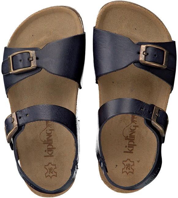 Blaue KIPLING Sandalen EASY 4 - large