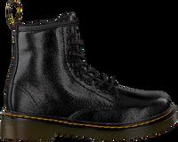 Schwarze DR MARTENS Ankle Boots 1460 K CRINKLE  - medium