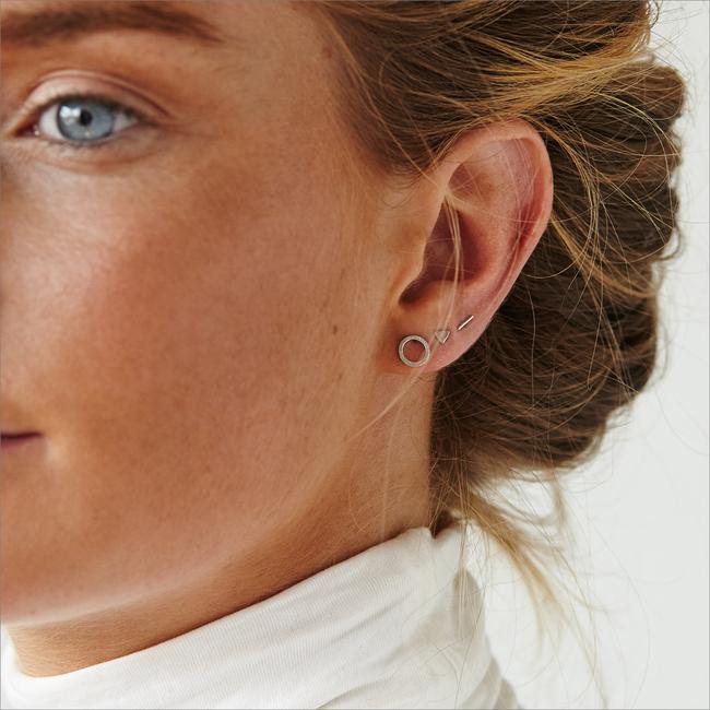 ATLITW STUDIO OORBELLEN PETITE EARRINGS MINI STRIP - large