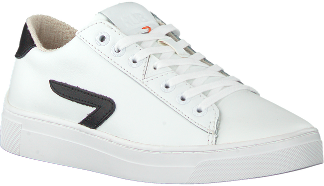 Weiße HUB Sneaker low HOOK-Z LW  - large
