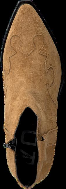 Cognacfarbene ROBERTO D'ANGELO Cowboystiefel CX03 - large