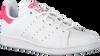 Weiße ADIDAS Sneaker low STAN SMITH J  - small