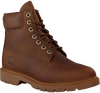 Braune TIMBERLAND Schnürboots 6 IN BASIC BOOT NONCONTRAST  - small