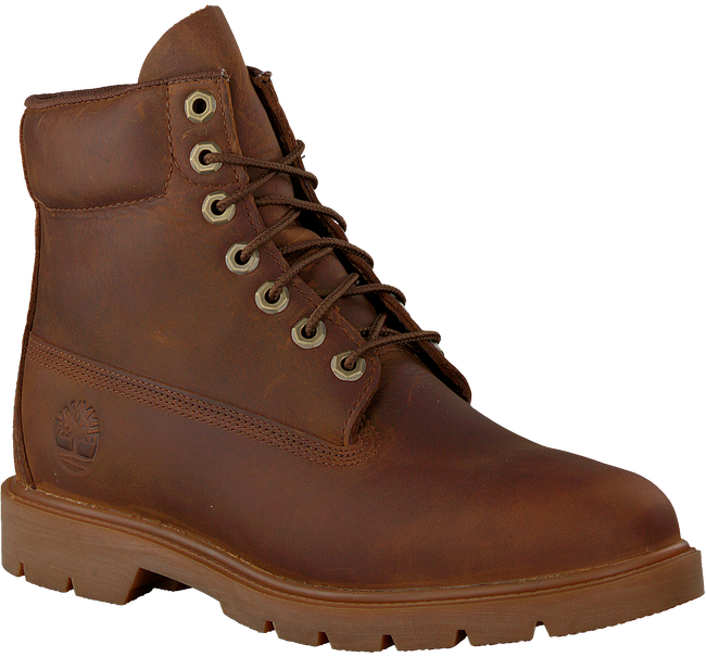 Braune TIMBERLAND Schnürboots 6 IN BASIC BOOT NONCONTRAST  - large