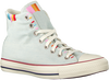 Blaue CONVERSE Sneaker high CHUCK TAYLOR ALL STAR HI  - small