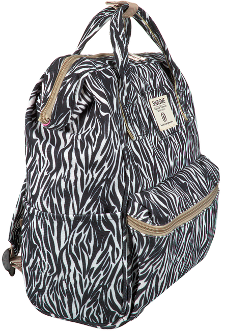 Weiße SHOESME Rucksack BAG9A040  - large