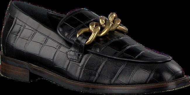 Schwarze MARIPE Loafer 31243  - large