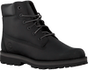 Schwarze TIMBERLAND Schnürboots COURMA KID TRADITIONAL  - small