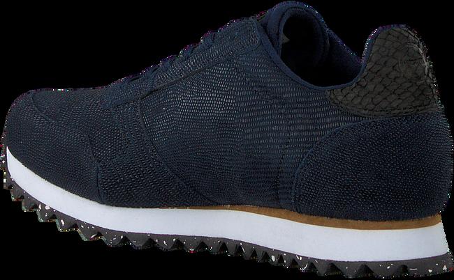 Blaue WODEN Sneaker low YDUN PEARL II  - large