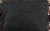 Schwarze DEPECHE Umhängetasche SMALL BAG 13838  - small