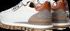 Weiße GIORGIO Sneaker low 87519  - small