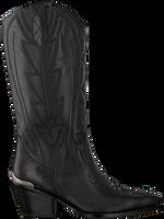 Schwarze LOLA CRUZ Hohe Stiefel 290B10BK  - medium