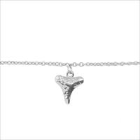 Silberne ALLTHELUCKINTHEWORLD Armband SOUVENIR BRACELET TOOTH - medium