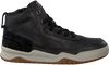 Schwarze GEOX Sneaker J825PC - small